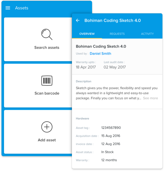 Mobile Service Management with Freshservice Apps