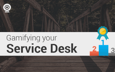 Gamifying the Service Desk